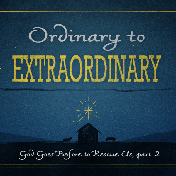 OE1 God Goes Before to Rescue Us, part 2