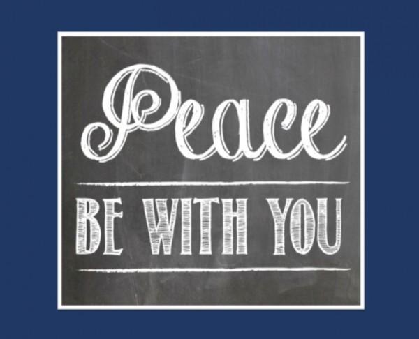 Thinking Peace