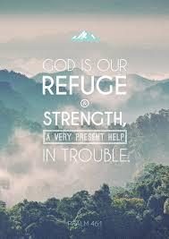 Praise Power Peace in Psalms 46