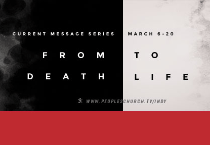 new-series-death-to-life-3716-podcastNew Series - Death to Life - 3/7/16 Podcast