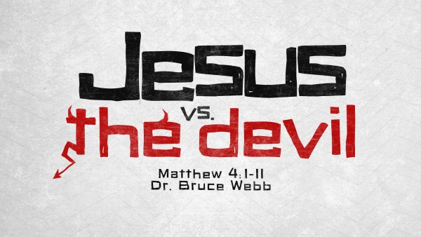 Jesus Vs. The Devil