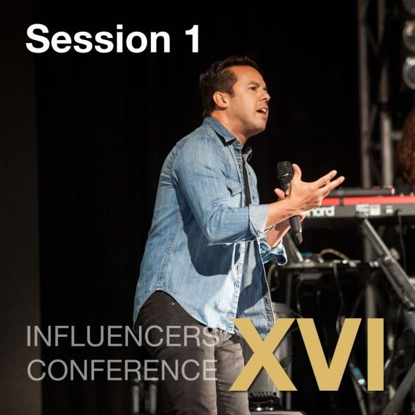 Influencers Conference XVI Session 1: Rev. Dr. Sammy Rodriguez