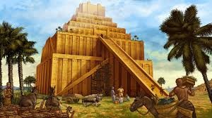 The Creation of Nations- Tower of Babel