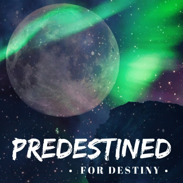 Predestined for Destiny- March 11, 2018