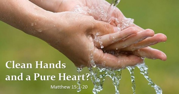 Clean Hands and a Pure Heart
