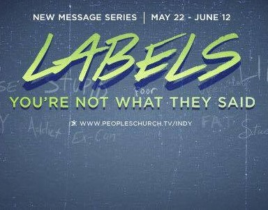 "Who Are You? - ""Labels"" series - 5/22/16"
