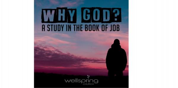 Job part 2-  Why Satan and Evil?