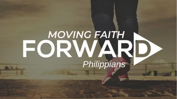 Week #10: Moving Forward Through God's Presence