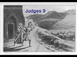 Judges 9 Abimelech