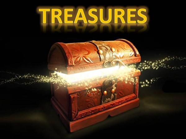 treasures-part-iTreasures - part I