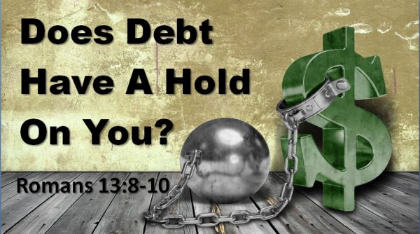 Does Debt Have A Hold On You?