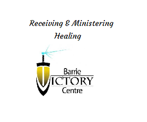 Receiving & Ministering Healing Pt 24