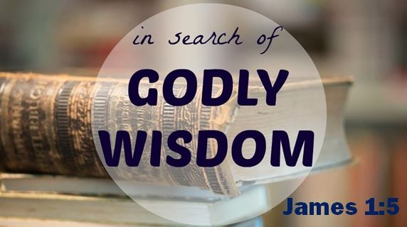 In Search of Godly Wisdom