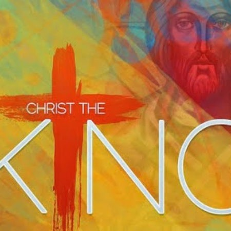 luke-2335-43-the-king-who-hangs-is-the-king-who-reignsLuke 23:35-43 - The King Who Hangs is the King who Reigns