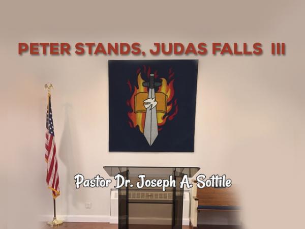 jesus-stands-judas-falls-iii-may-31-2020Jesus Stands, Judas Falls III - May 31, 2020