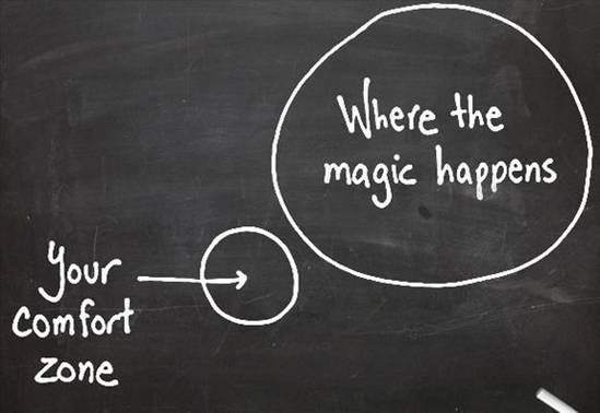 The Book of Hebrews Chapter 1 - Your comfort zone versus where the magic happens...