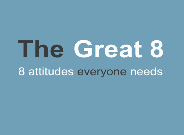 BE - attitude (The Great 8 - Part 2)