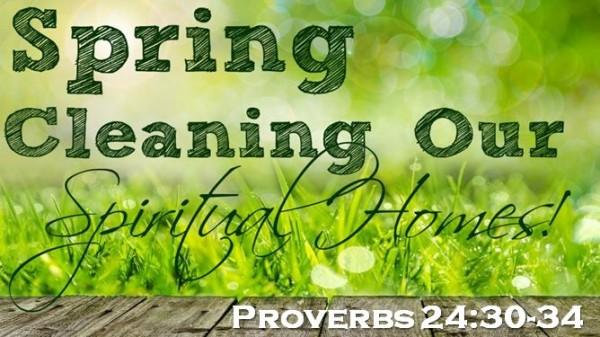 spiritual-spring-cleaningSpiritual Spring Cleaning