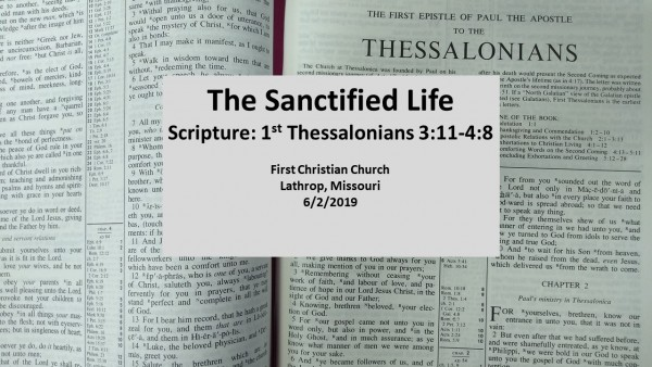 the-sanctified-lifeThe Sanctified Life