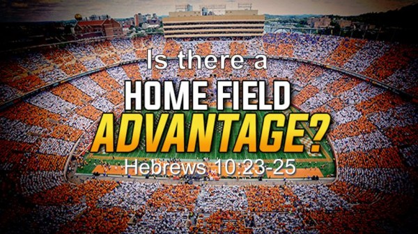 Is There A Home Field Advantage?