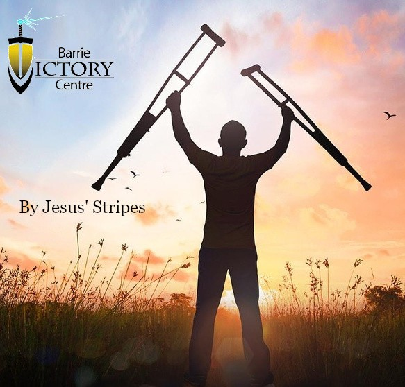 By Jesus' Stripes Pt 3