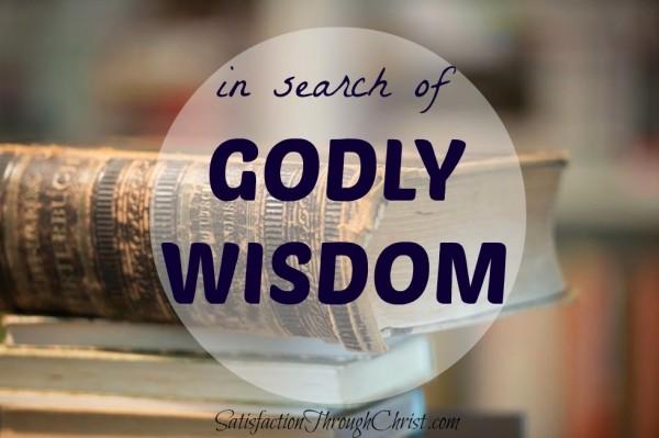 Godly wisdom VS Human wisdom . James 3:13-18