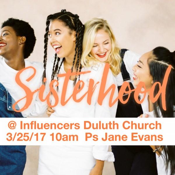 sisterhood-with-ps-jane-evans-32517Sisterhood with Ps Jane Evans 3/25/17