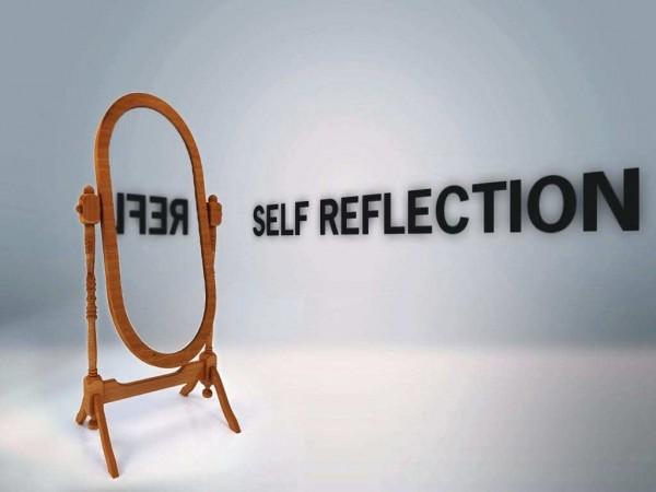 self-denial-reflection
