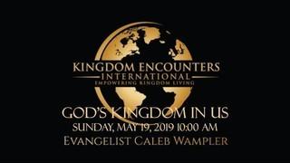 God's Kingdom in Us