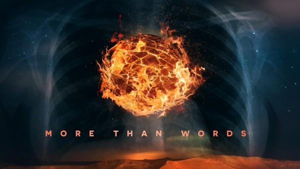 More Than Words Week 2