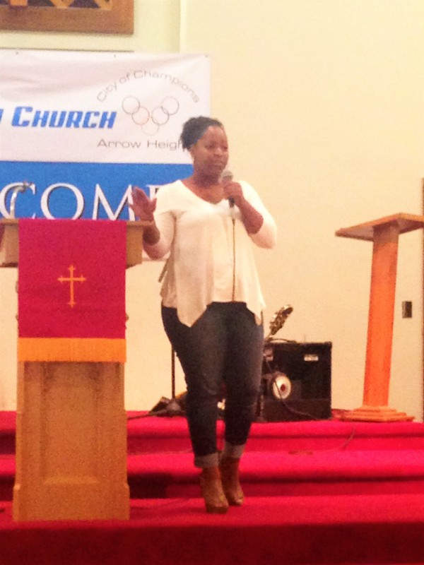 min-tiffany-holbert-getting-back-to-the-gospelMin. Tiffany Holbert- Getting Back to the Gospel