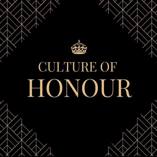 culture-of-honour-part-3Culture of Honour - Part 3