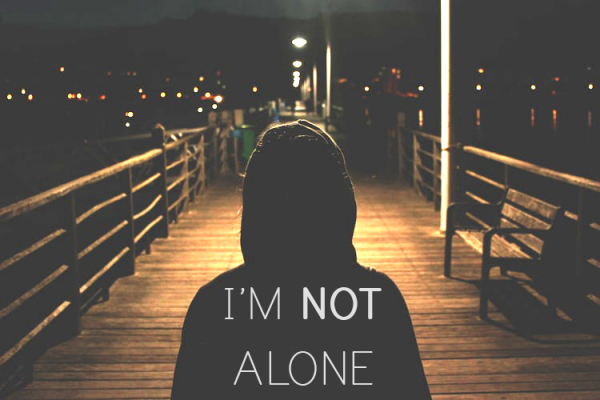 Im Not Alone