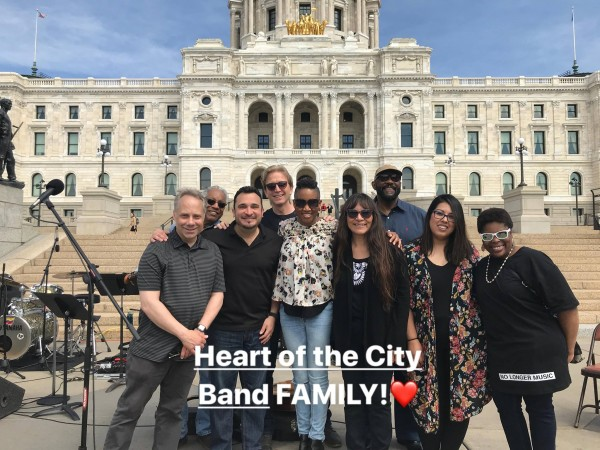 Heart of the City Radio – May 17, 2018 - Episode 171 (55 min NEW)