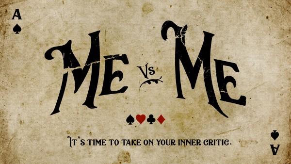 Me vs. Me - Week 1
