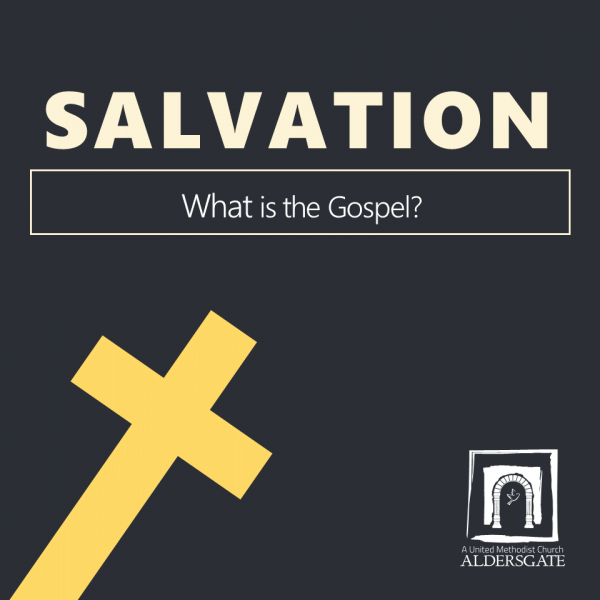 what-is-the-gospelWhat is The Gospel?