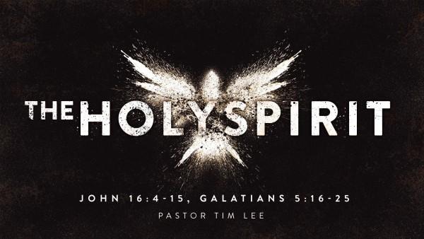 the-holy-spiritThe Holy Spirit
