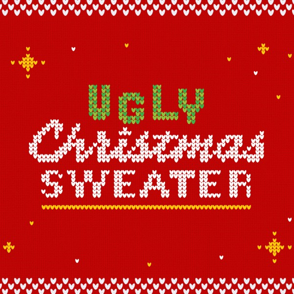 Ugly Christmas Sweater-Part 1