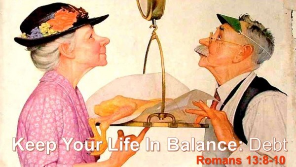 Keep Your Life in Balance: Debt