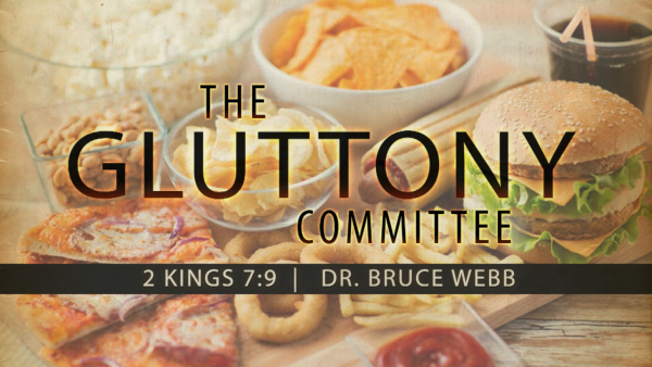 The Gluttony Committee