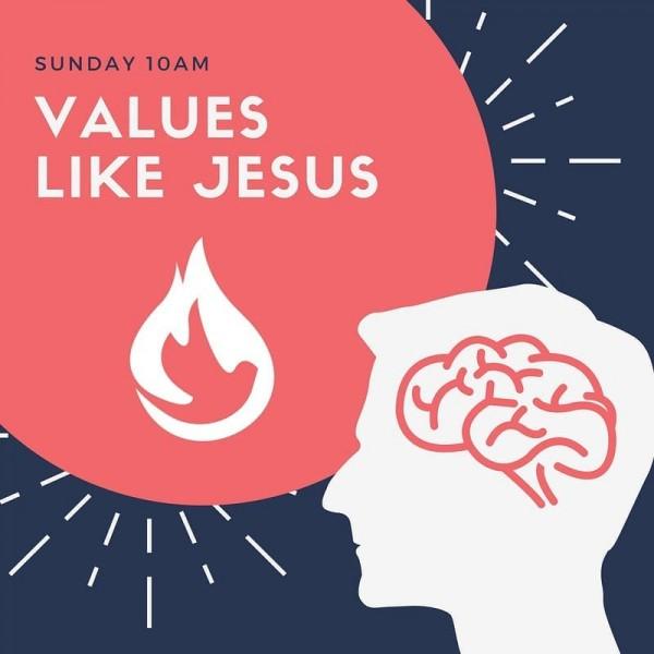values-like-jesusValues Like Jesus