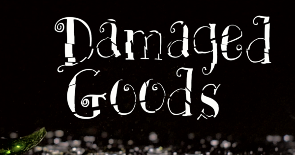 Damaged Goods - The Woman at the Well by Dave Layne