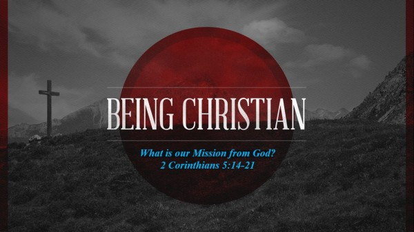 Part 5: What is our Mission from God?