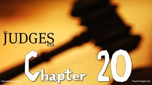 Judges 20