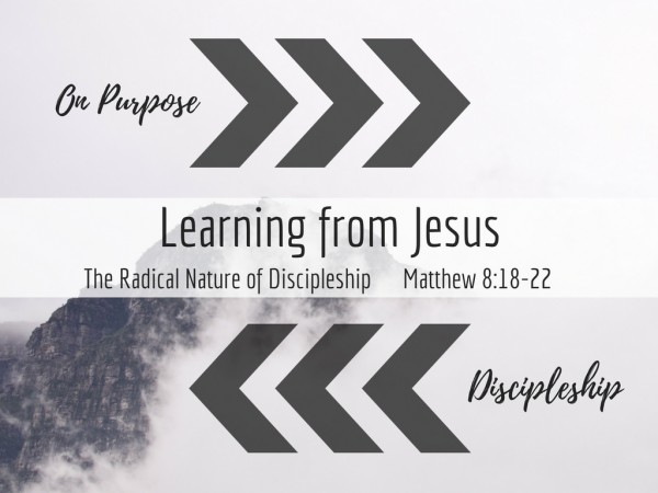The Radical Nature of Discipleship