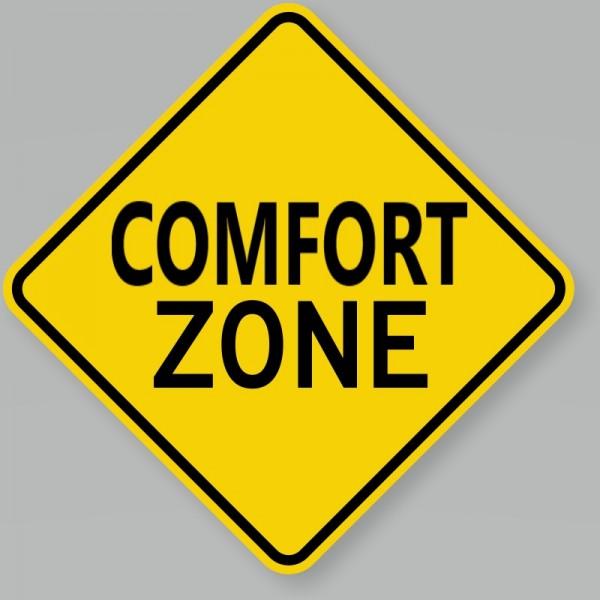 comfort-zoneComfort Zone