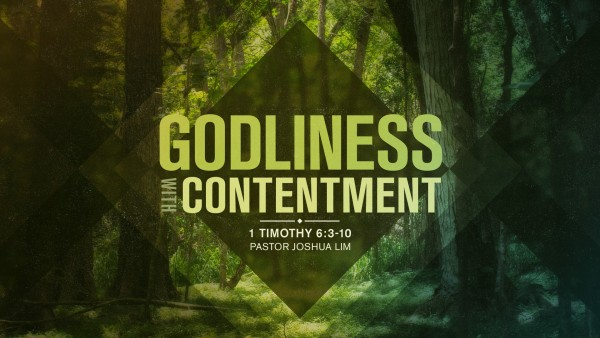 godliness-with-contentmentGodliness with Contentment