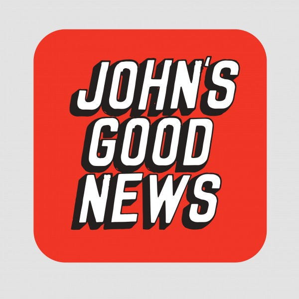 John's Good News: Not Above It