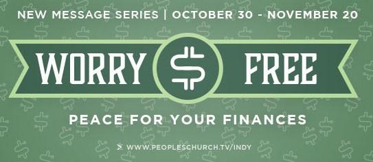 """Worry Free Finances"" - 11/14/16"