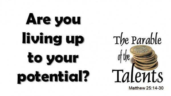 Are You Living Up To Your Potential